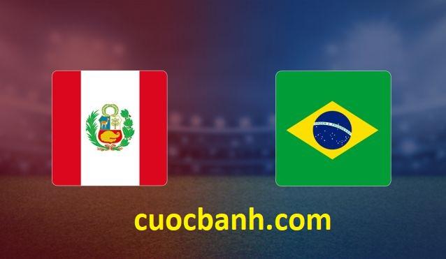 Peru vs Brazil