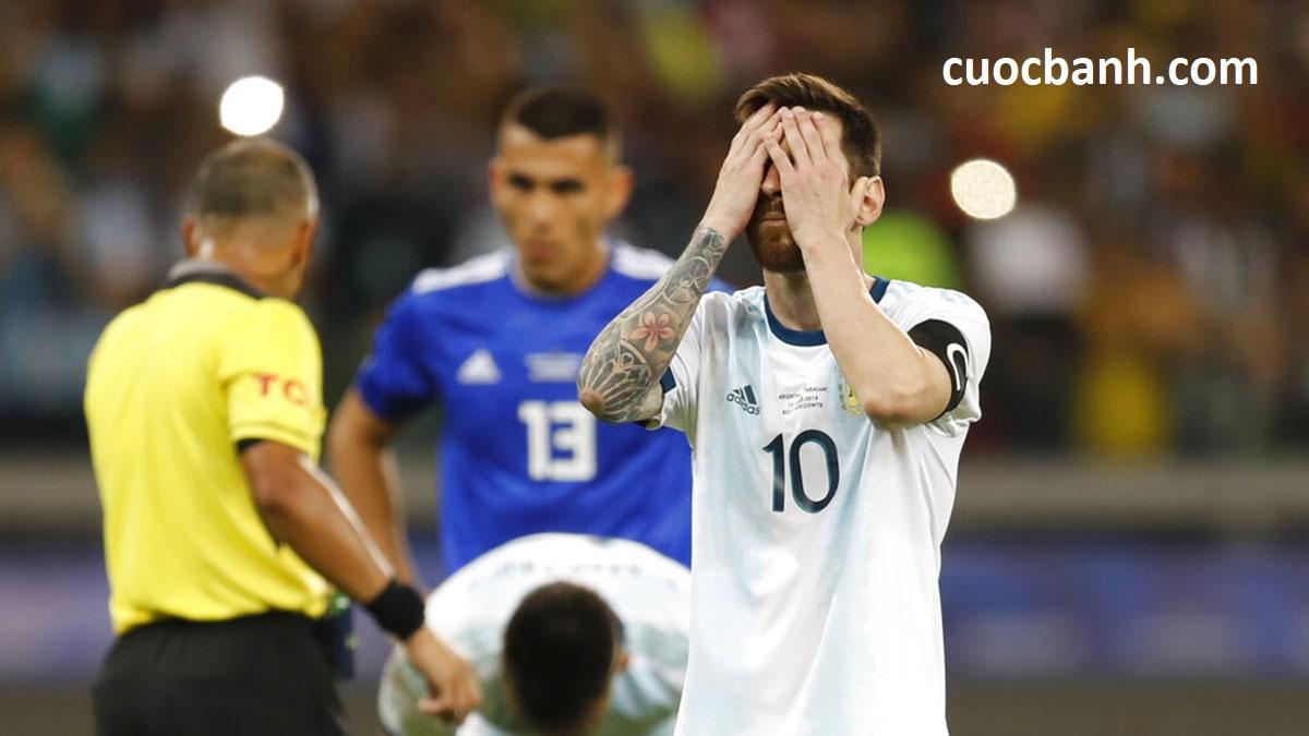 Qatar vs Argentina