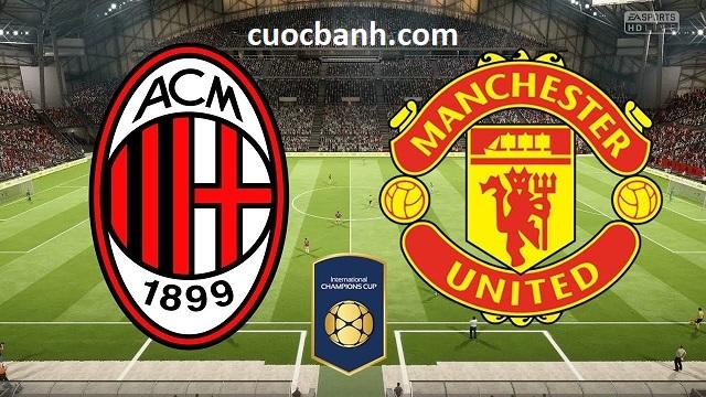 MU vs AC Milan