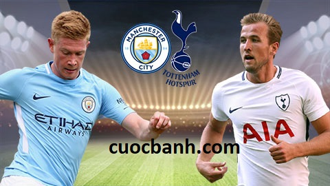 Man City vs Tottenham