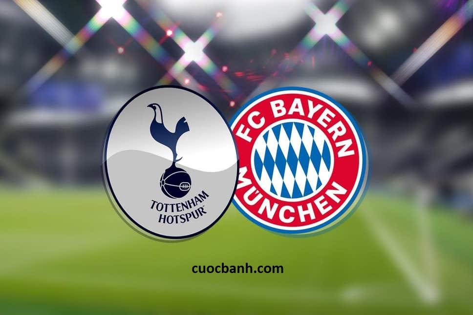 Tottenham vs Bayern Munich