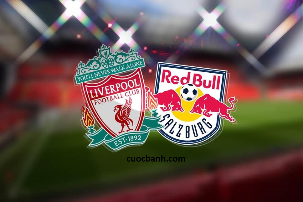 Liverpool vs RB Salzburg