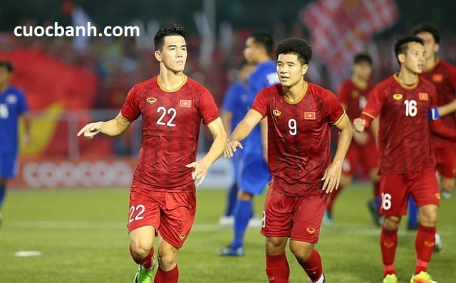 U22 Indonesia vs U22 Viet Nam