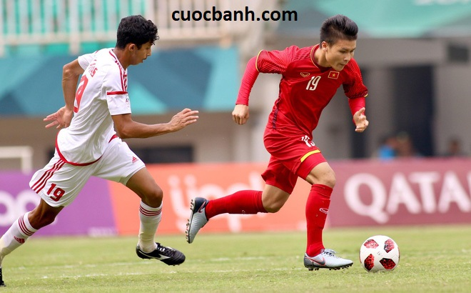 U23 Viet Nam vs U23 UAE