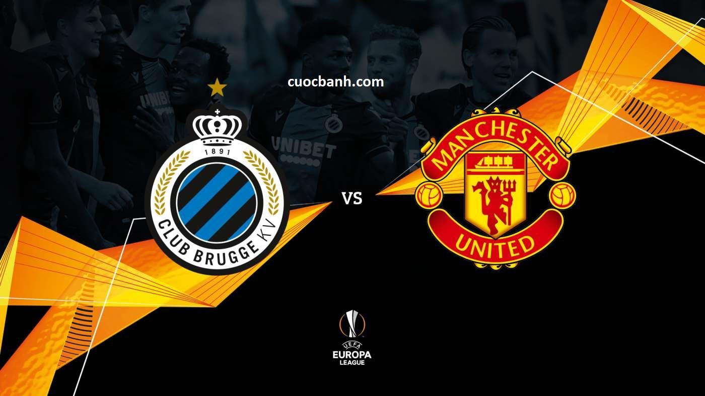 MU vs Club Brugge
