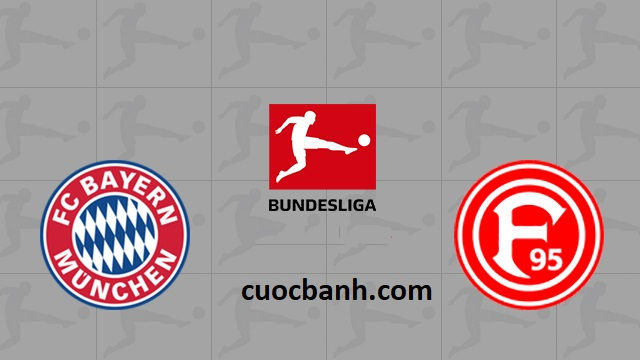 Bayern Munich vs Dusseldorf