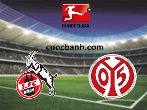 FC Koln vs Mainz